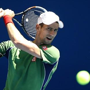 Novak Djokovic is 'excited' to link up with Boris Becker (AP)