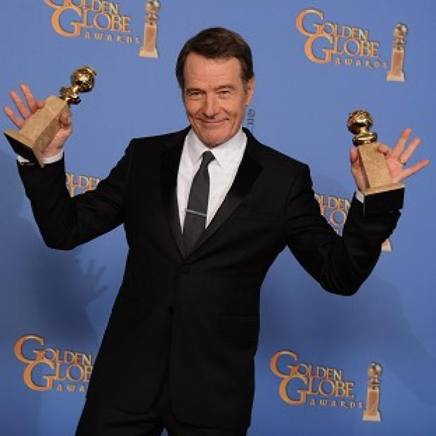 Burnley and Pendle Citizen: Bryan Cranston's Breaking Bad was a winner at the Golden Globes