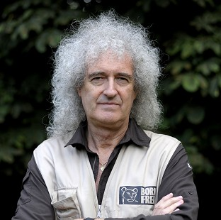 Brian May says he has had good news after medical tests