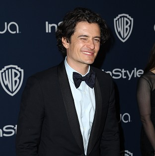 Orlando Bloom's stage performance in Rome And Juliet will be shown in cinemas