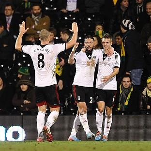 Fulham were convincing winners at home against Norwich