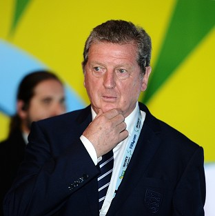 Roy Hodgson is delighted with England's programme leading up to the 2014 World Cup