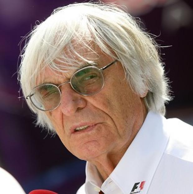 Burnley and Pendle Citizen: Bernie Ecclestone will continue to run F1 on 'a day-to-day basis'