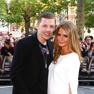 Millie Mackintosh wanted to look her best for her marriage to Professor Green