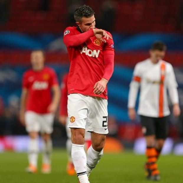 Burnley and Pendle Citizen: Robin van Persie has not featured for Manchester United since December 10