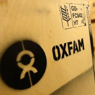 Oxfam is among charities calling on the Gove