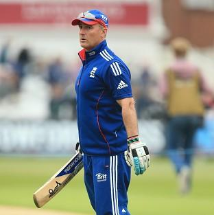 Graham Thorpe, pictured, admitted Alastair Cook's tactics might not have helped England