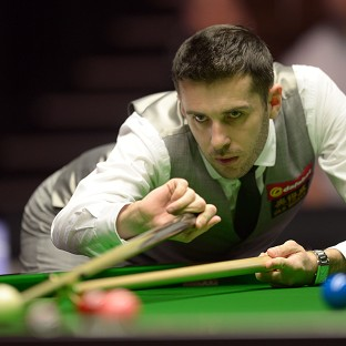Mark Selby is through to the Masters final