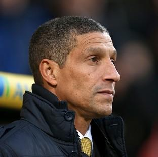 Burnley and Pendle Citizen: Chris Hughton's side claimed their first home win since November