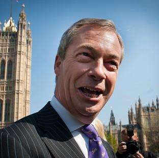 Ukip leader Nigel Farage has pledged a clearout of the 'barmy' element in his party