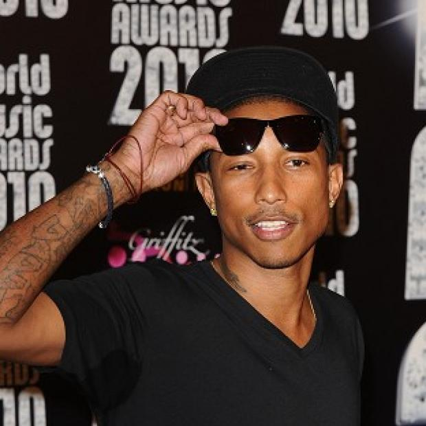 Burnley and Pendle Citizen: Pharrell Williams has remained in pole position with his feel-good hit Happy