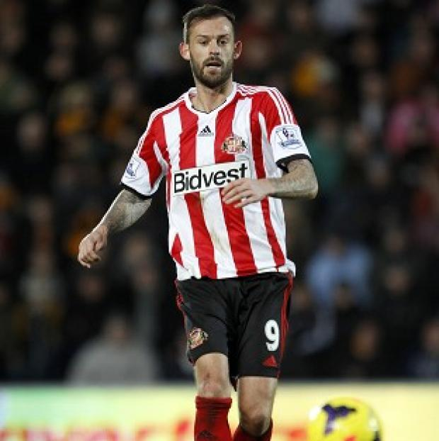 Burnley and Pendle Citizen: Steven Fletcher is a doubt for Sunderland's Capital One Cup semi-final second-leg clash with Manchester United