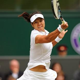 Burnley and Pendle Citizen: Li Na enjoyed a comprehensive win over Flavia Pennetta in the last eight
