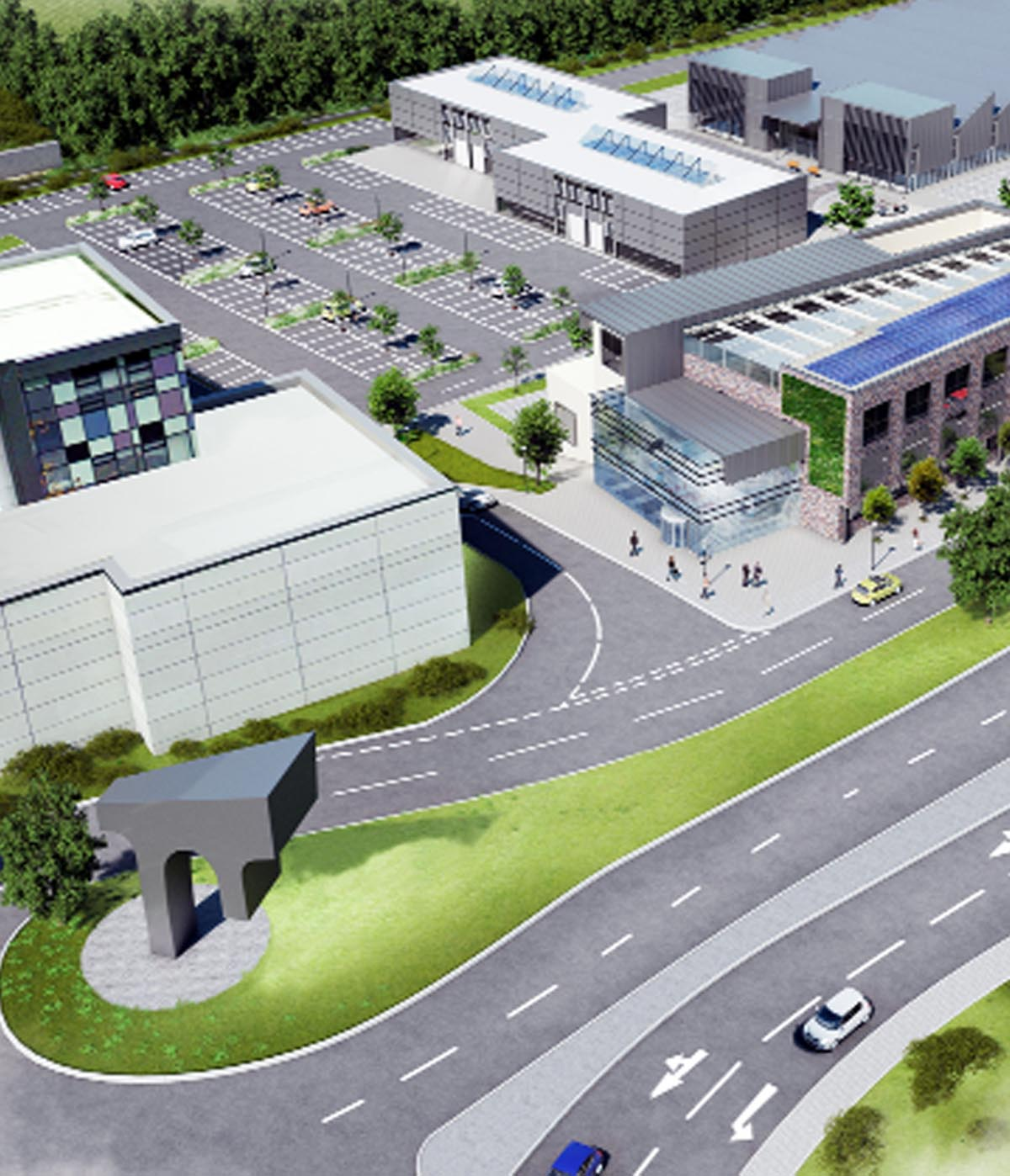 Revealed – Burnley's Knowledge Quarter that could bring 100s of jobs