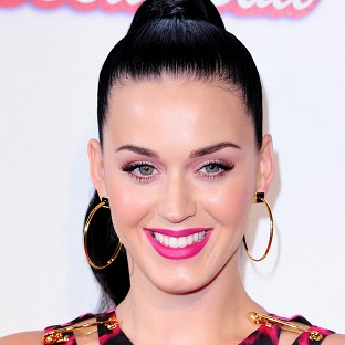 Katy Perry prefers to embrace her natural self