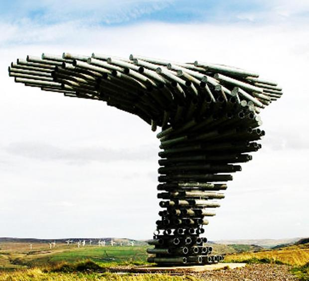 Burnley and Pendle Citizen: The Singing Ringing Tree