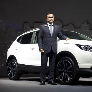 Nissan's new Qashqai boosts UK jobs