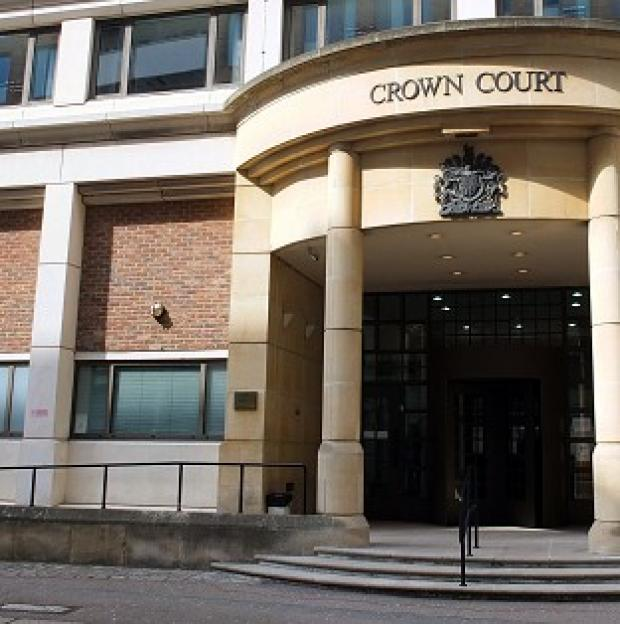 Burnley and Pendle Citizen: Rebekah Dawson, 22, is standing trial at Blackfriars Crown Court on a single charge of witness intimidation