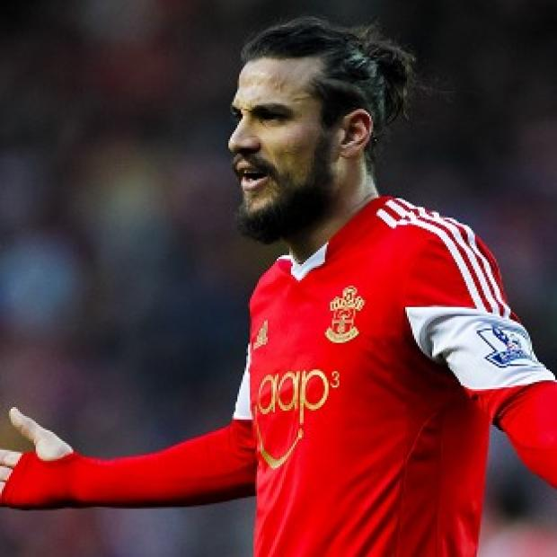 Burnley and Pendle Citizen: Dani Osvaldo has been suspended for two weeks