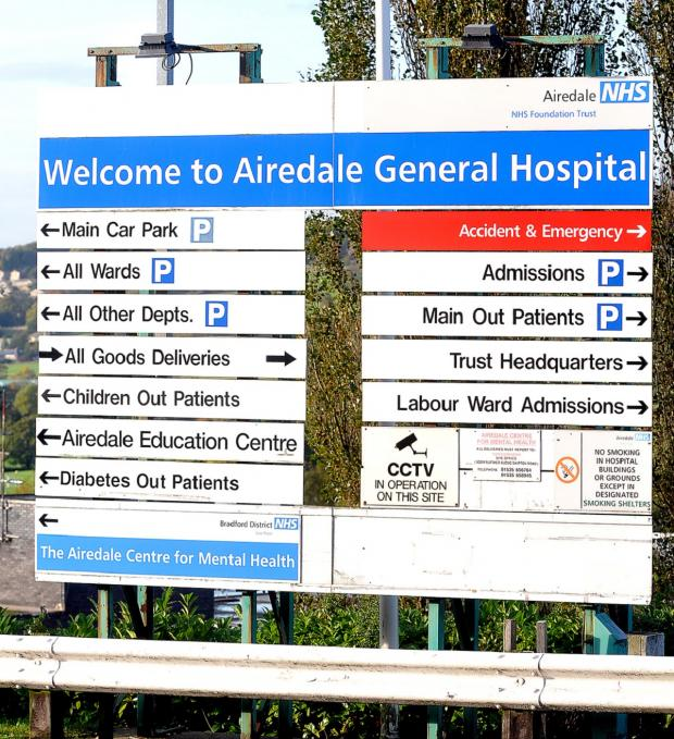 Burnley and Pendle Citizen: Airedale dementia ward campaign gathers pace