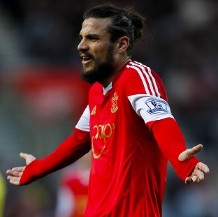 Dani Osvaldo has been handed a two-week ban