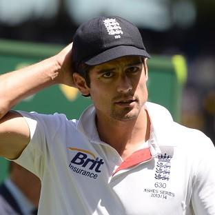 Burnley and Pendle Citizen: Alastair Cook named an unchanged line-up for the fourth one-day international in Perth