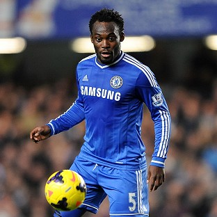 Michael Essien looks set to move to AC Milan from Chelsea