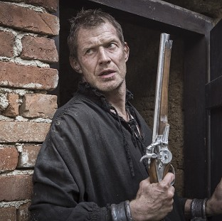 Jason Flemyng plays villain Vadim in BBC One drama The Musketeers
