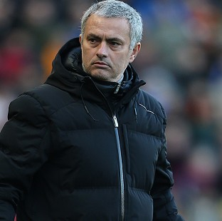 Jose Mourinho says Chelsea 'are not bringing in a striker in this window'