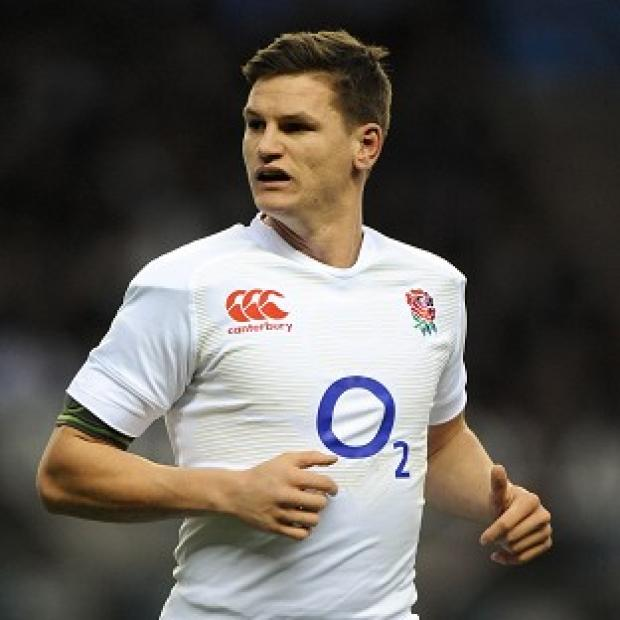 Burnley and Pendle Citizen: Freddie Burns put in an indifferent display for England Saxons against Ireland Wolfhounds
