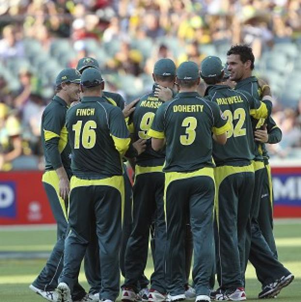 Burnley and Pendle Citizen: Australia completed a 4-1 series victory (AP)