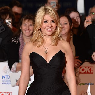 Holly Willoughby is a former host of The Voice