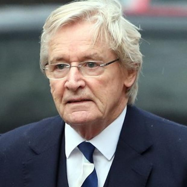 Burnley and Pendle Citizen: Coronation Street actor William Roache arrives at Preston Crown Court