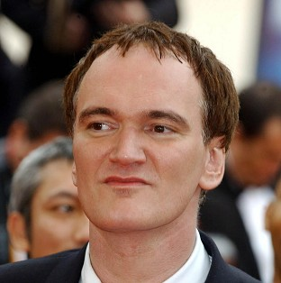 Quentin Tarantino claims a news and gossip website posted a leaked script of his planned film The Hateful Eight