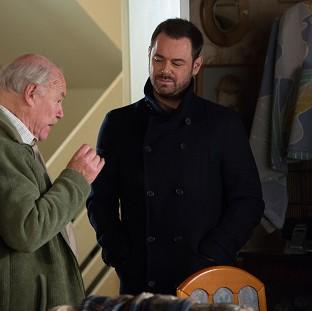 EastEnders has introduced Danny Dyer as Queen Vic landlord Mick Carter and Timothy West as Stan Carter