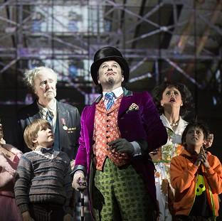 Burnley and Pendle Citizen: Charlie And The Chocolate Factory and other new shows have helped to boost attendance at London's theatres