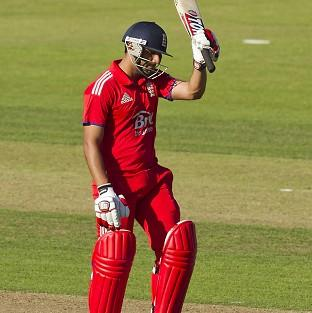 Ravi Bopara top-scored for England with 65