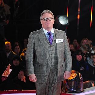 Burnley and Pendle Citizen: Jim Davidson has won Celebrity Big Brother