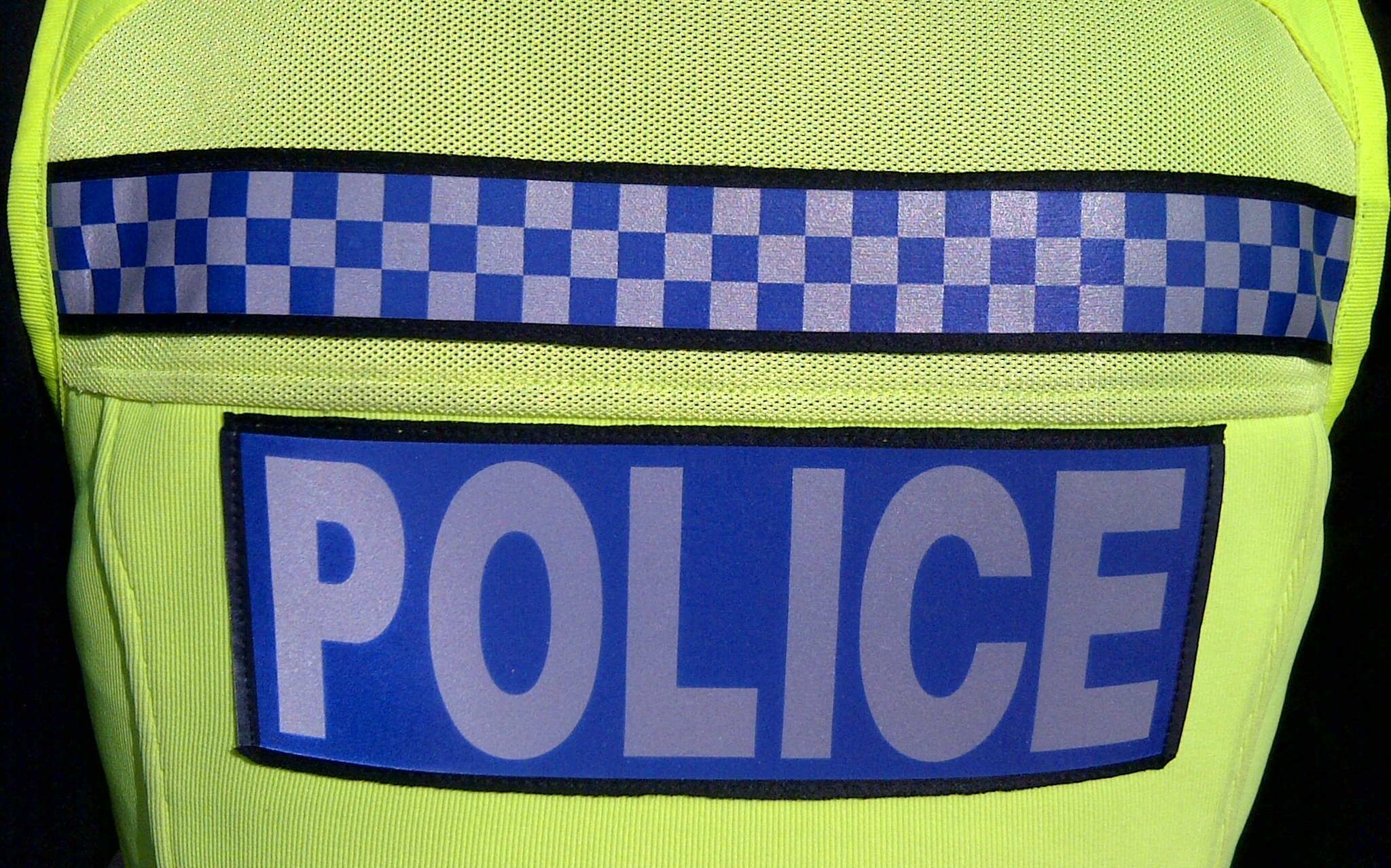 Police officer punched in Padiham