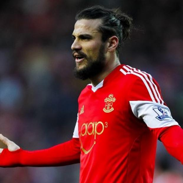Burnley and Pendle Citizen: Juventus are interessted in signing Southampton's Dani Osvaldo.
