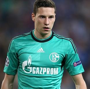 Julian Draxler has a �37million buy-out clause