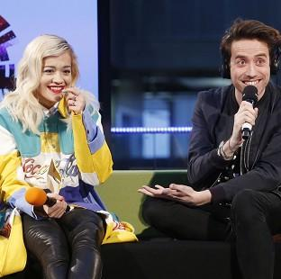 Burnley and Pendle Citizen: Rita Ora told Nick Grimshaw she is currently homeless