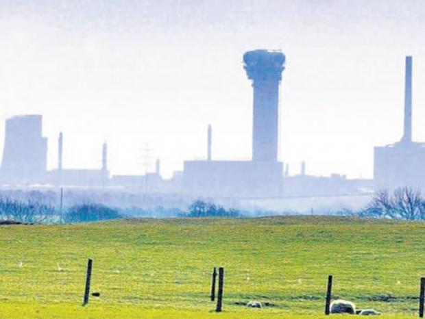 Sellafield nuclear site partly closed after 'elevated levels of radioactivity'