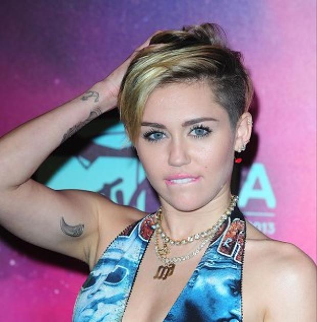 Burnley and Pendle Citizen: Miley Cyrus hopes to inspire women to embrace their sexuality