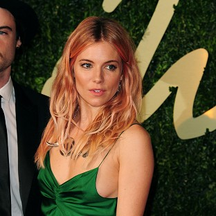 Sienna Miller has given evidence at the hacking trial via video link