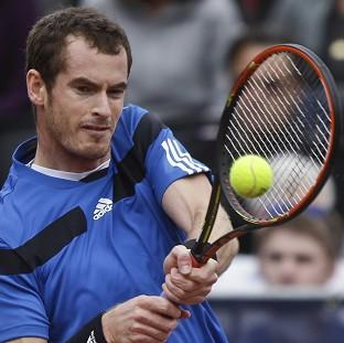 Burnley and Pendle Citizen: Andy Murray helped Great Britain to a 2-0 lead over the United States (AP)