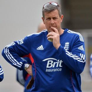 Ashley Giles is already England's limited overs coach