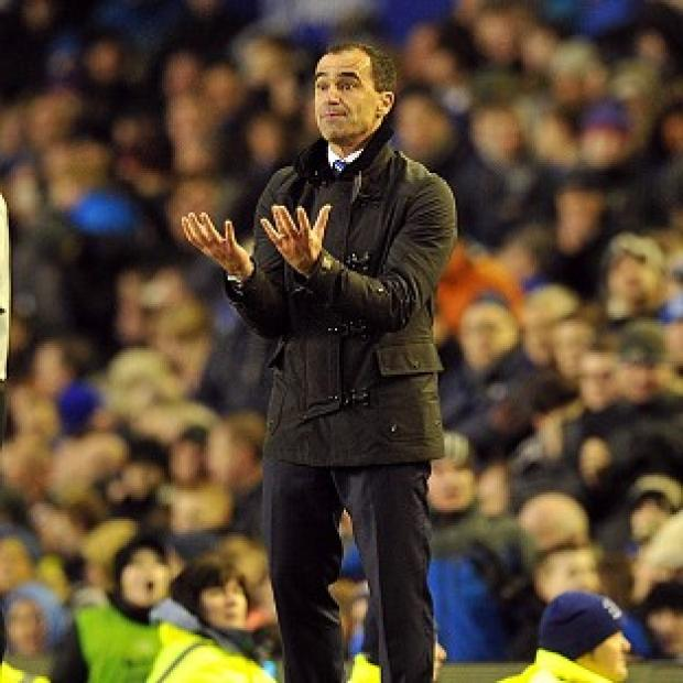 Burnley and Pendle Citizen: Roberto Martinez was thrilled with his side's victory