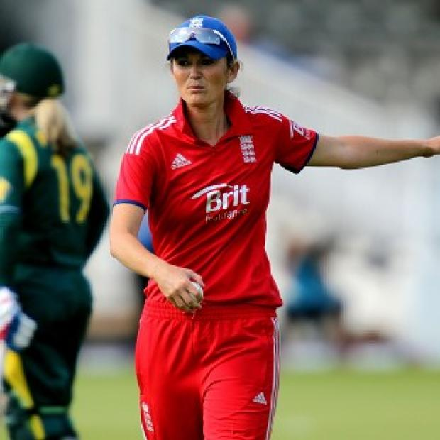 Burnley and Pendle Citizen: Charlotte Edwards stressed that England came out on top during the key moments in the series