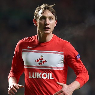 Kim Kallstrom will have to wait to make his Arsenal debut